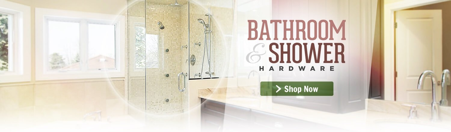 Bathroom & Shower Hardware