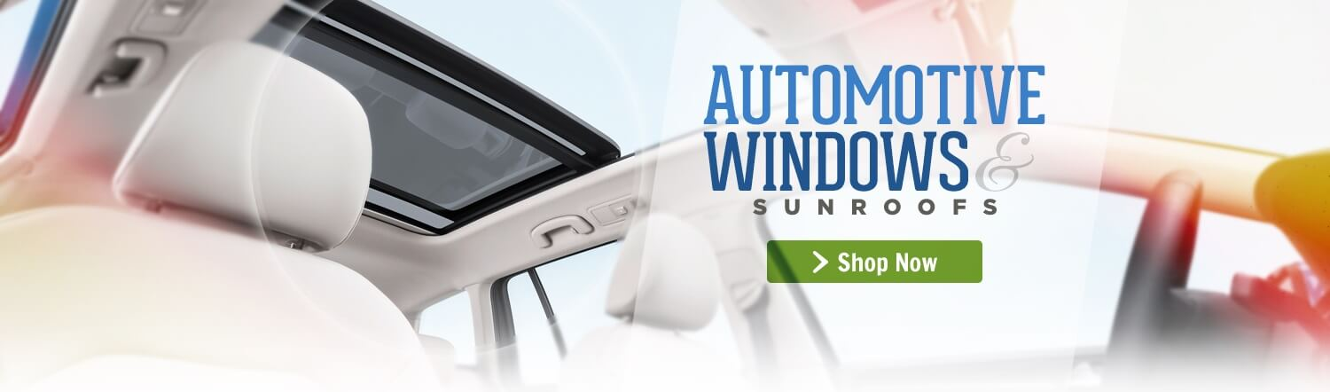 Shop Automotive Windows And Sunroof Products Manufactured by CRL